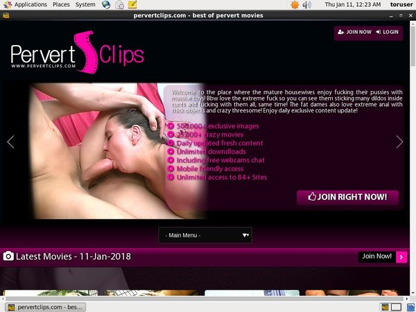 Account Pervert Clips Free