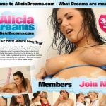 Alicia Dreams Photos