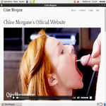 Chloemorgane.com Membership Account