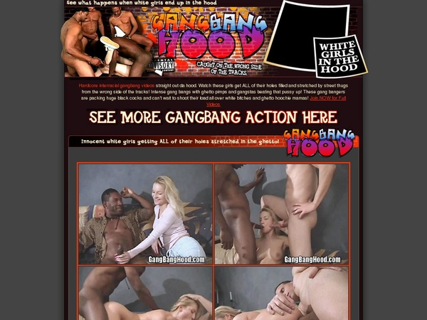 Gang Bang Hood Join Page