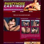Pantyhose Castings Make Account