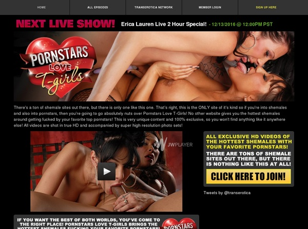 Pornstarslovetgirls Registration Form