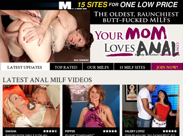 Your Mom Loves Anal Login Generator