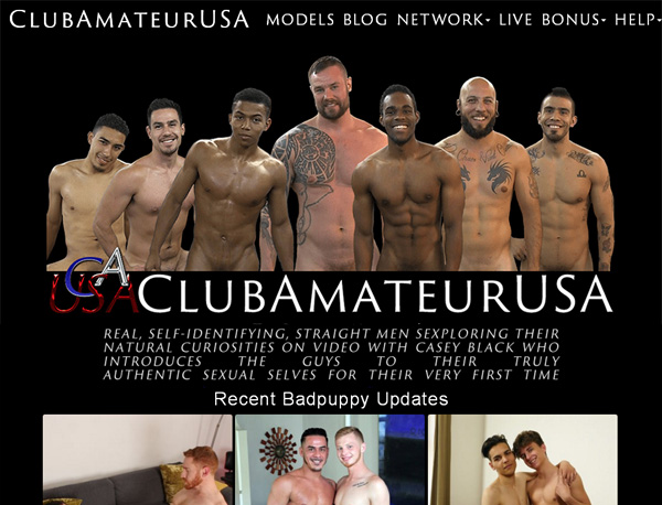 Clubamateurusa.com Sample