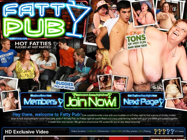 Fattypub.com Join By Phone