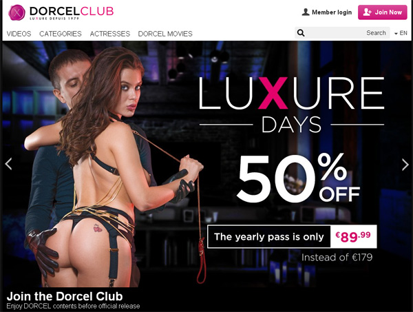 Dorcelclub Site Passwords