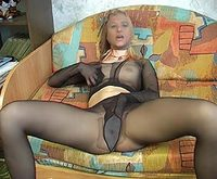 Pantyhose Castings With Bank Account s3